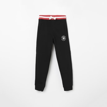 FAME FOREVER KIDS Solid Elasticated Joggers
