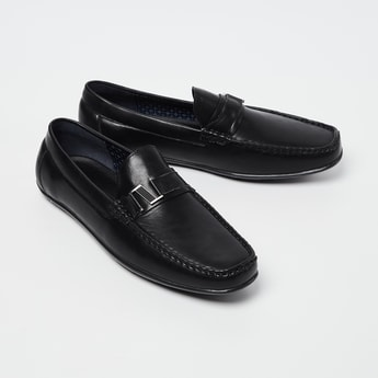 CODE Solid Bit Loafers