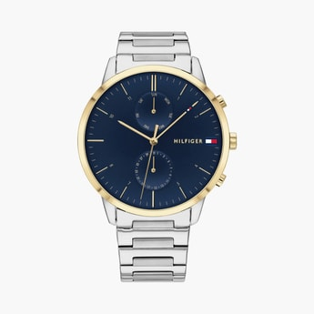 TOMMY HILFIGER Men Water-Resistant Multifunctional Watch -  TH1710408