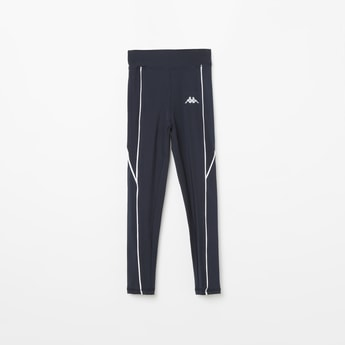 KAPPA Track Pants with Contrast Taping