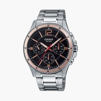 CASIO Enticer Men Multifunctional Watch - MTP-1374D-1A2VDF-A1744