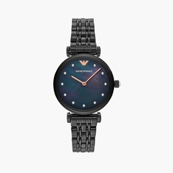 EMPORIO ARMANI Gianni T-bar Women Analog Watch - AR11268