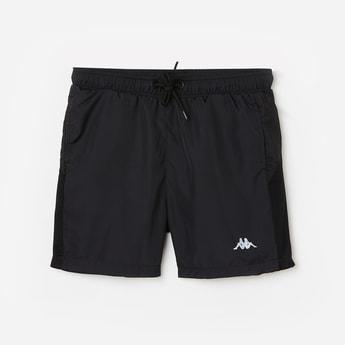 KAPPA Boys Solid Shorts
