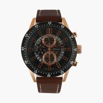 GIORDANO Men Chronograph Automatic Watch - GD-1091-01