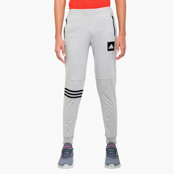 ADIDAS Printed Elasticated Joggers
