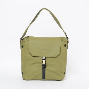 BAGGIT Solid Handheld Bag