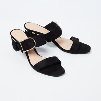 INC.5 Solid Block Heels