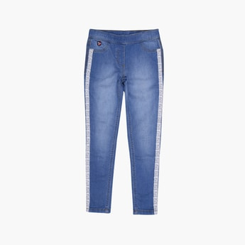 U.S. POLO ASSN. KIDS Stonewashed Jeggings