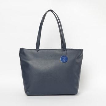 CAPRESE Solid Tote Bag