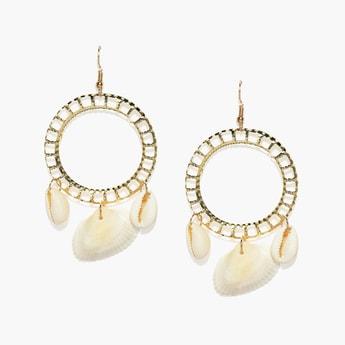 TONIQ Embellished Drop-Earrings
