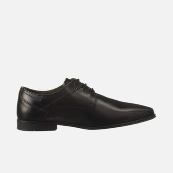 LEE COOPER Men Genuine Leather Derby Shoes