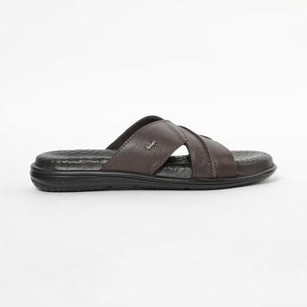 LEE COOPER Textured Sandals