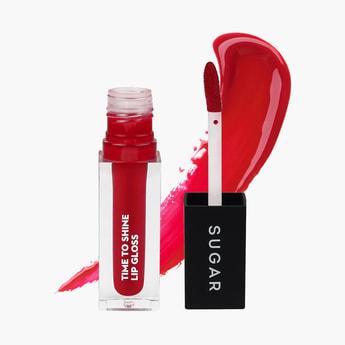 SUGAR Time To Shine Lip Gloss - Elektra