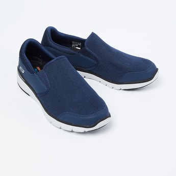 SKECHERS Flex Advantage 2.0 Lite-Weight Slip-On Shoes