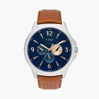 TIMEX Men Water-Resistant Printed Multifunctional Watch - TWEG16516