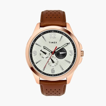 TIMEX Men Water-Resistant Multifunctional Watch -  TWEG16519