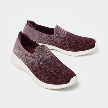 SKECHERS Textured Slip-On Shoes