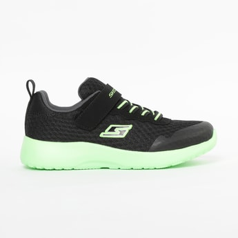 SKECHERS Colourblocked Velcro Detailed Shoes