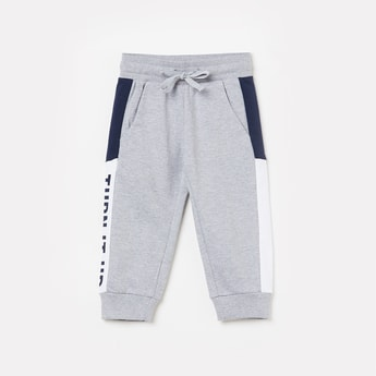 UNITED COLORS OF BENETTON Boys Printed Elasticated Joggers