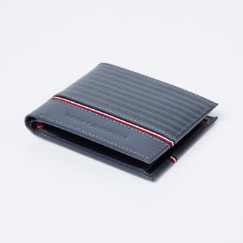 TOMMY HILFIGER Striped Bi-Fold Wallet