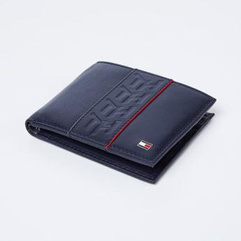 TOMMY HILFIGER Embossed Bi-Fold Wallet