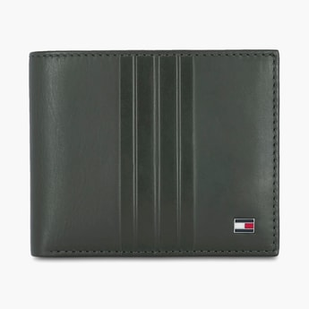 TOMMY HILFIGER Textured Leather Wallet