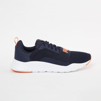 PUMA Wired Jr Sports Shoes