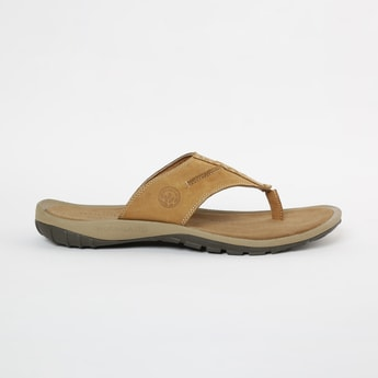 WOODLAND Genuine Leather Sandals