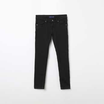 PEPE JEANS Solid Slim Fit Jeans