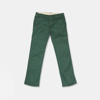 GAP Boys Solid Casual Trousers