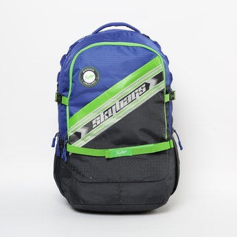 SKYBAGS Printed Unisex Backpack with Rain Cover