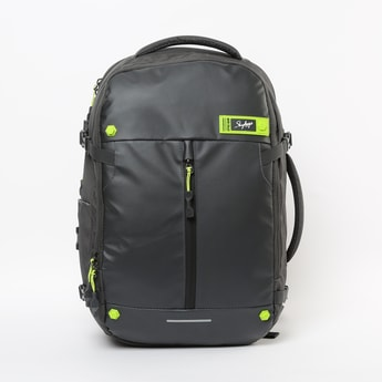 SKYBAGS Solid Backpack with Laptop Sleeve