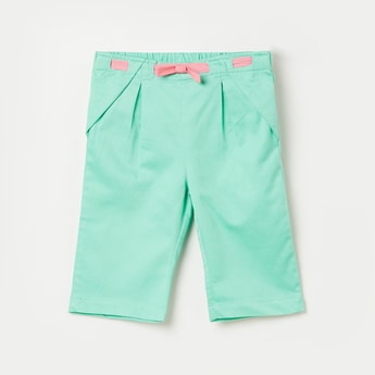 FS MINI KLUB Solid Elasticated Shorts