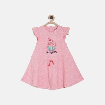 FS MINI KLUB Printed A-line Dress