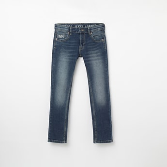 PEPE JEANS Stonewashed Regular Fit Jeans