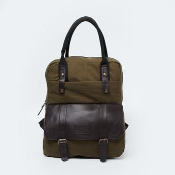 FAME FOREVER Colourblocked Backpack