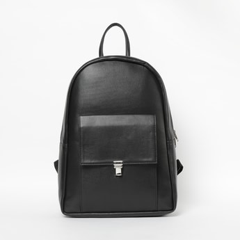 CODE Textured Laptop Backpack