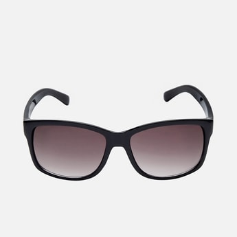 GIO COLLECTION Men UV-Protected Rectangle Sunglasses- G9279BLK