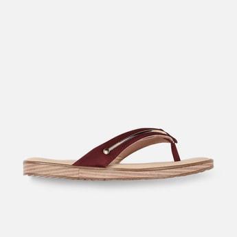 MODARE Women Embellished V-strap Flats