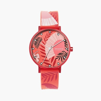 SKAGEN Aaren Women Floral Print Analog Watch - SKW2859I