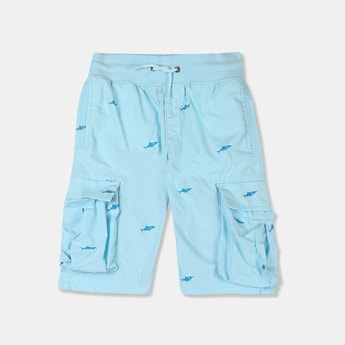 GAP Boys Printed Elasticated Shorts