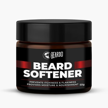 BEARDO Beard Softener-50 gm