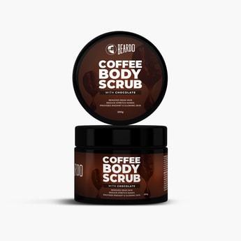 BEARDO Coffee Body Scrub For Men - 200 gm
