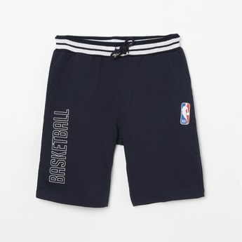 NBA Boys Drawstring Waist Shorts