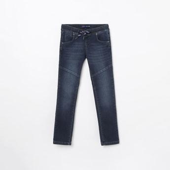 PEPE JEANS Gamer Dark Washed Slim Fit Jeans