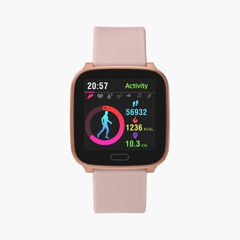 TIMEX Unisex iConnect Touch Smartwatch - TW5M34400