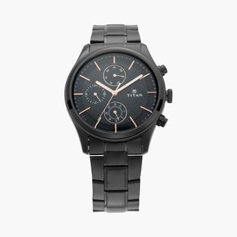 TITAN Classique Men Multifunctional Workwear Watch - NM1805NM01