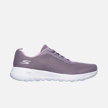 SKECHERS GOwalk Textured Lace-Up Walking Shoes