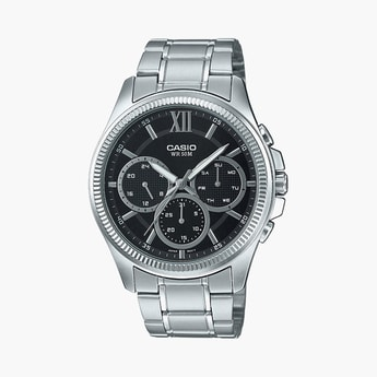 CASIO Enticer Men Chronograph Watch - MTP-E315HD-1AV (A1772)
