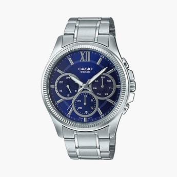 CASIO Enticer Men Chronograph Watch - MTP-E315HD-2AVIF(A1773)